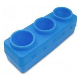 G-blox 3 секций (голубой)