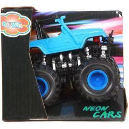 YAKO, Игрушка детская «Машинка», фрикционный механизм NEON, 8395R-4