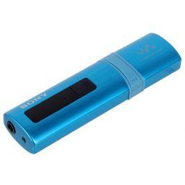 Плеер Sony NWZ-B183F голубой
