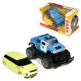 YAKO, Машина на ру 1:24 со сменным корпусом, аккум., M6272
