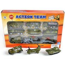 Набор Наша Игрушка Военная техника 7 шт хаки 8964B
