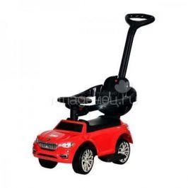 Музыкальная детская Каталка Машинка Drive X6 EC-612 красный