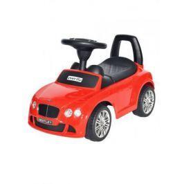 Детская Каталка EVERFLO Bentley Continental GT Speed EC-626 красный
