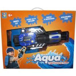 1Toy Аквамания, вод.автомат, работает от аккумулятора, 40х25 см, коробка