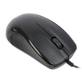 Проводная оптическая мышь DEFENDER Optimum MB-160 черный, 3 кнопки,1000 dpi, USB