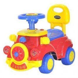 Детская Каталка Машинка EC-656/556 желтый