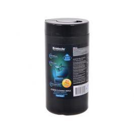 Салфетки чистящие влажные Defender CLN30322 универсальные в тубе(100шт)