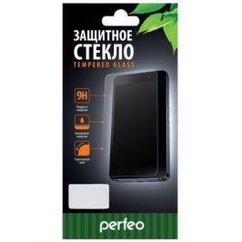 Защитное стекло 3D Perfeo PF_A4066 для iPhone 8 Plus 0.33 мм заднюю панель золотой
