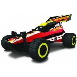 Hot Wheels, багги на р/у, 2,4GHz, 2WD, скорость до 20км/ч, масштаб 1:32, курковый пульт, амортизатор