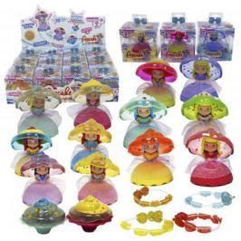 Popcake Surprise игр.наб.с куколкой-трансформером 8см,аромат.,браслетик,36 видов.,ПВХ кор.