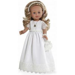 Arias ELEGANCE винил. кукла 42 см., в платье, с аксессуаром, в кор. с окошком 25,5*13,5*47,5 см.