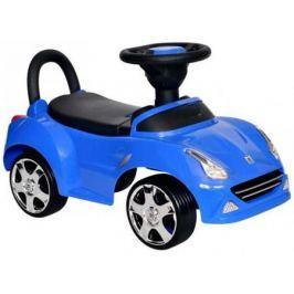 Музыкальная детская Каталка Машинка 613 синий