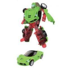 1toy Transcar mini, робот-трансформер, металлический собирается в спорткар, блистер