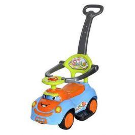 Детская Каталка EVERFLO Happy times EC-663 оранжевый