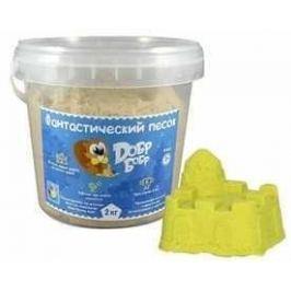 1toy Фантастический песок, Жёлтый 2 кг (извините, гиперссылка на картинку отсутствует)