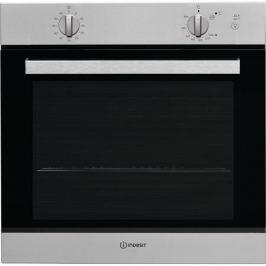 Встраиваемая газовая духовка INDESIT IGW 620 IX