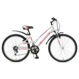 Велосипед двухколёсный Top Gear Style 110 розовый ВН26384Н