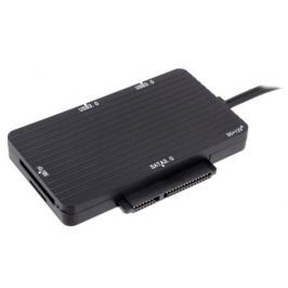 ORIENT UHD-510, Адаптер USB 3.0 to SATA 6Gb/s (ASM1153E, поддержка UASP) SSD & HDD 3.5