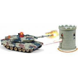 YAKO, Танк в наборе (Бой р/у танка Tiger и ДОТа, Масштаб 1:24), m6571-3
