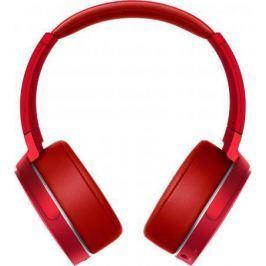 Наушники SONY MDR-XB950B1 Беспроводные / Красный / до 18 ч / Bluetooth