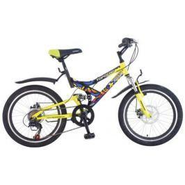 Велосипед двухколёсный Top Gear Hooligan 225 20