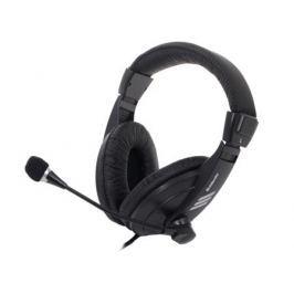 Гарнитура Defender HN-750 Регулят. громк., 2м/4м кабель