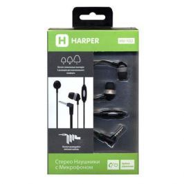 Гарнитура HARPER HV-102 black