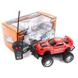 Машинка на радиоуправлении Shantou Gepai 637159 красный от 3 лет пластик, металл 815-211