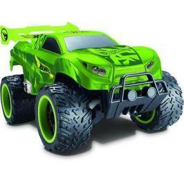 Hot Wheels багги бигвил на р/у, со светом, скорость 8км/ч, с АКБ, зелёная