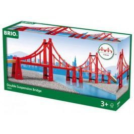 Подвесной мост ж/д Brio двойной