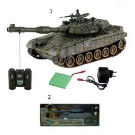 YAKO, Танк в наборе (Бой р/у танка T90 и ДОТа, Масштаб 1:24), M6571-1