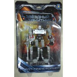 1toy Звёздный защитник, робот-трансформер, собирается в танк, блистер,