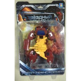 1toy Звёздный защитник, робот-трансформер, собирается в машину, блистер,
