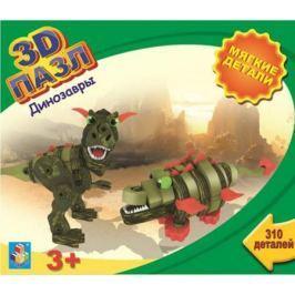 Пазл 3D 1 Toy с мягкими EVA деталями