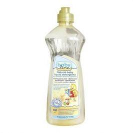 BABYLINE Натуральное детское моющее средство для посуды, овощей и фруктов, 500 мл.