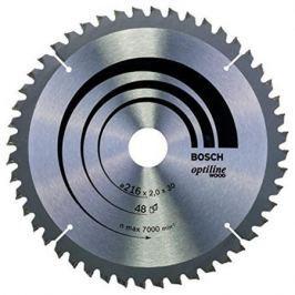 Пильный диск Bosch STD WO 216x30-48T 2608640432