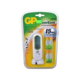 Зарядное устр. PowerBank 15мин. + Аккум. 4шт. 2700mAh (PB80GS270SA-UE4)