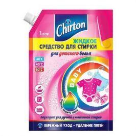 CHIRTON Жидкое средство для стирки детского белья 1000мл