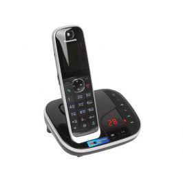 Телефон DECT Panasonic KX-TGJ320RUB АОН, Color TFT, Caller ID 50, Эко-режим, Память 250, Black-List, Автоответчик