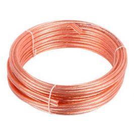 Акустический кабель Cablexpert CC-TC2x2,5-10M, прозрачный, 10 м, бухта