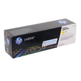 Картридж HP CF402A для LaserJet Pro M252n/M252dw, Жёлтый. 1400 страниц. (HP 201A)