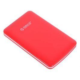 Внешний контейнер для HDD Orico 2579S3-RD (красный) 2.5