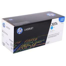 Картридж HP CE741A (№307A) Голубой CLJ CP5225