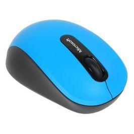 (PN7-00024) Мышь Microsoft Mobile 3600 голубой/черный оптическая (1000dpi) беспроводная BT (2but)