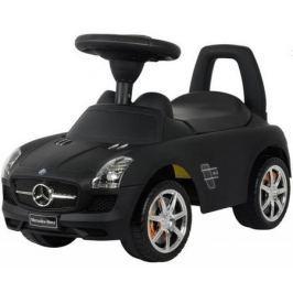 Каталка-машинка Rich Toys Mercedes-Benz с музыкой - черный матовый 332Р