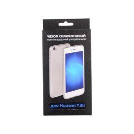 Силиконовый чехол для Huawei Y3II DF hwCase-15