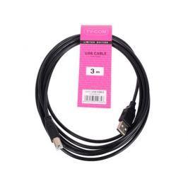 Кабель USB2.0 A-B, TV-COM (3,0м) (USB100G-3M)