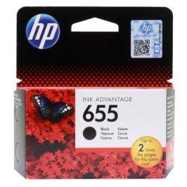 Картридж HP CZ109AE (№ 655) черный, DJ IA 3525/4615/4625/5525, 550стр