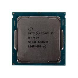 Процессор Intel Core i5-7600 OEM TPD 65W, 4/4, Base 3.50GHz - Turbo 4.10GHz, 6Mb, LGA1151 (Kaby Lake)