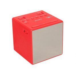 Радиоприемник SONY ICF-C1T Красный